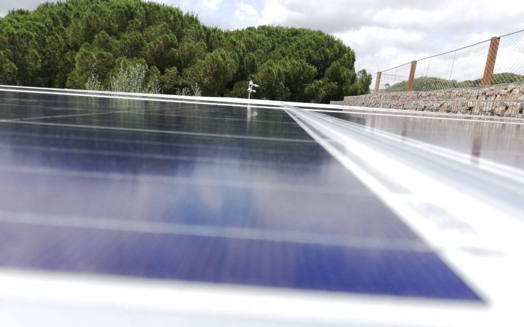 Así es cómo funciona un panel fotovoltaico