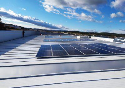 Autoconsum solar industrial a Sallent
