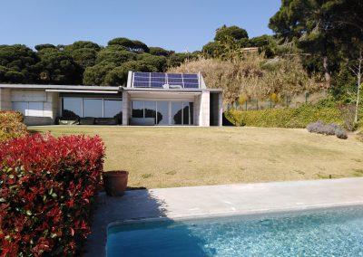Autoconsumo solar en Sant Vicenç de Montalt