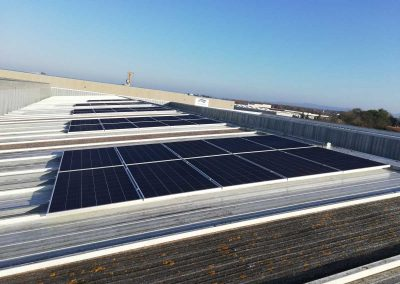 Autoconsum solar industrial a Castellbisbal
