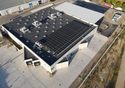Autoconsum solar industrial a Manresa